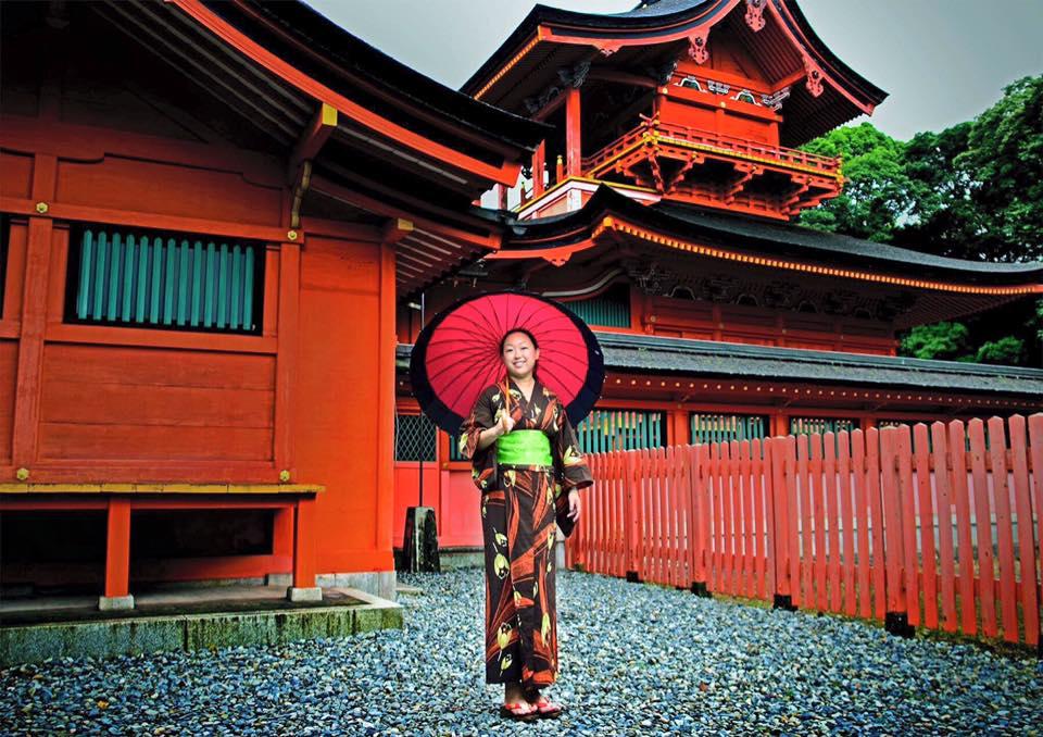 Fujinomiya Township and Culture Ecotour