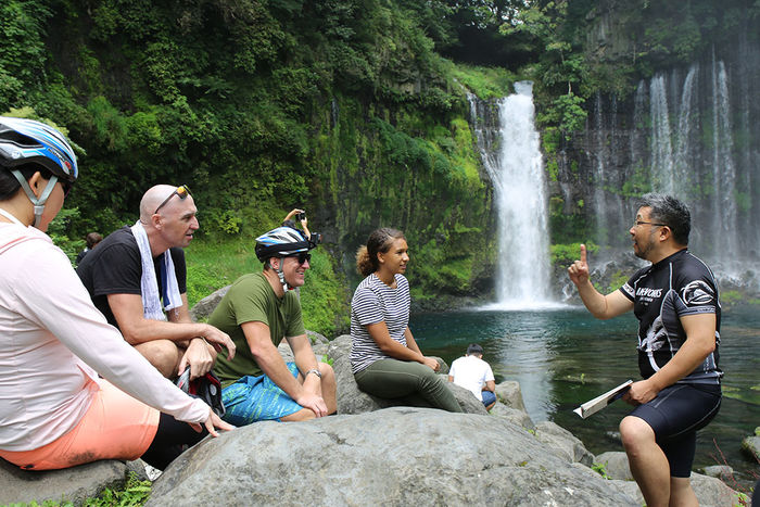 Ecologic and En-Ya Mt Fuji Ecotours